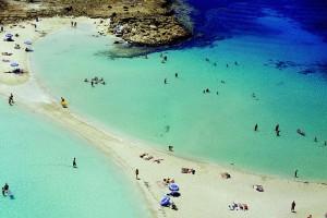 Ayia Napa Ungdomsferie - Nissi beach