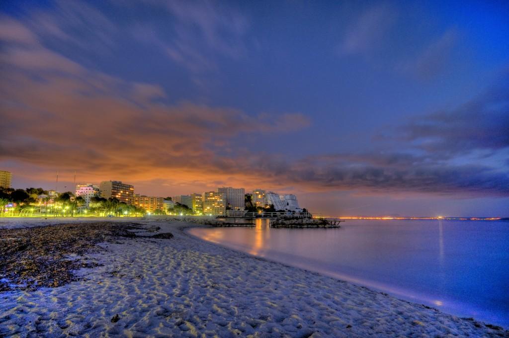 Magaluf ungdomsferie - Strand (Platja de Magaluf)