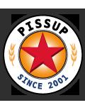 Pissup Rejsers logo