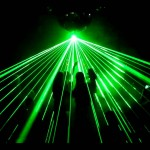 Storby ungdomrejse fest på natklub