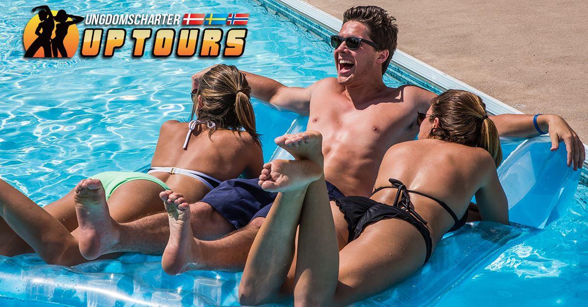 Uptours - sol og sommer, sæson 2015 (Sunny Beach, Golden Sands, Magaluf)