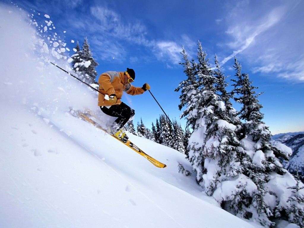 Ski ungdomsrejse