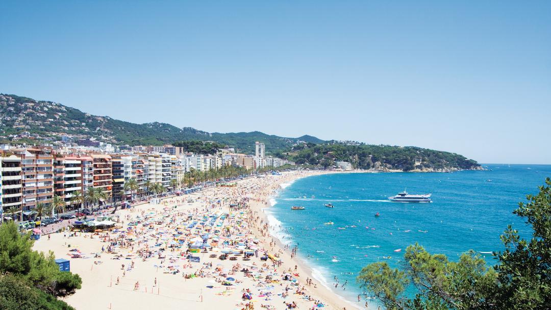 lloret de mar spanien