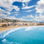 Sunny Beach Bulgarien - Stranden