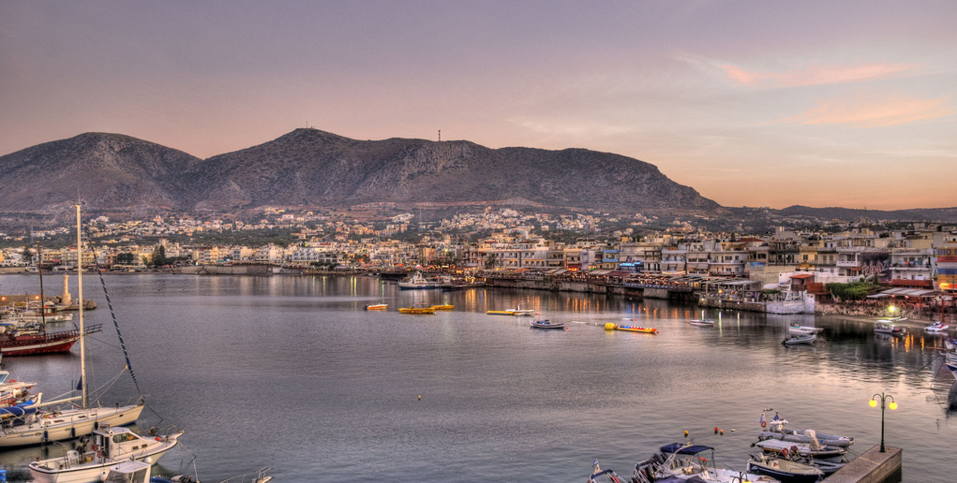 Hersonissos (Kreta) - Grækenland
