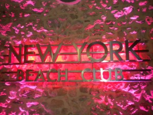 Hersonissos - New York Beach Club