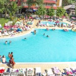 Ungdomsrejser - Pool Sunny Beach