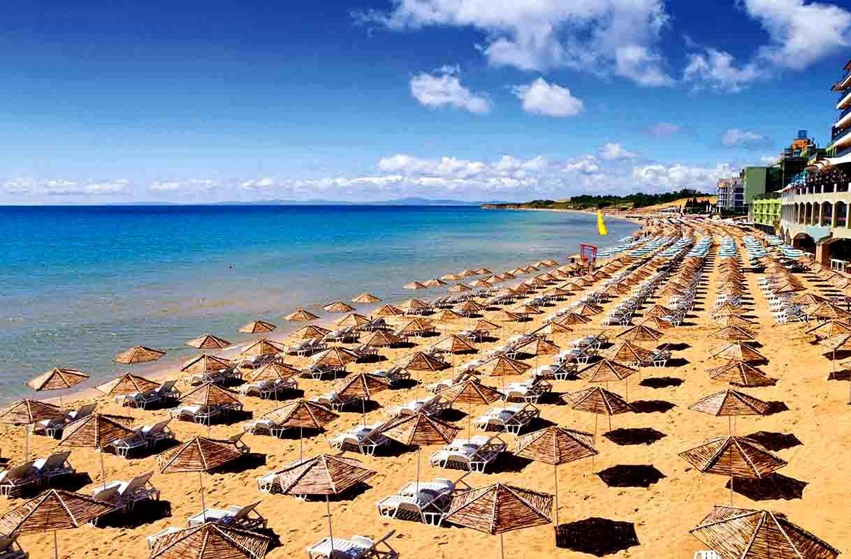 Sunny Beach Bulgarien - Ungdomsferie-rejsemål 2016