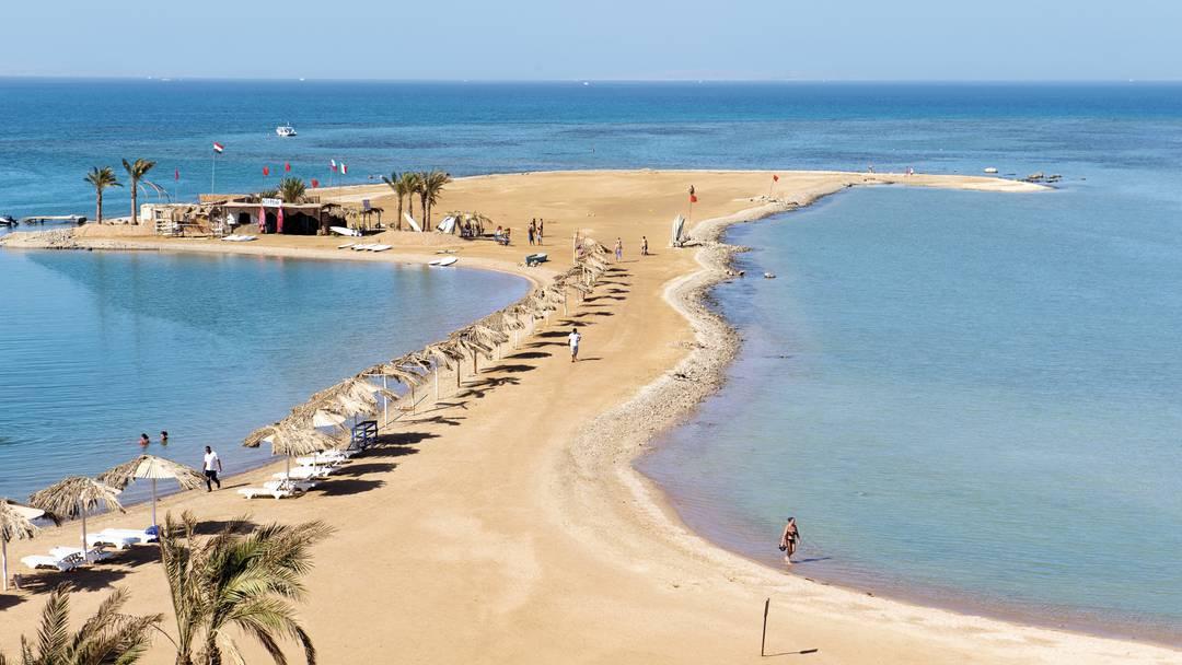 feriebyer i egypten